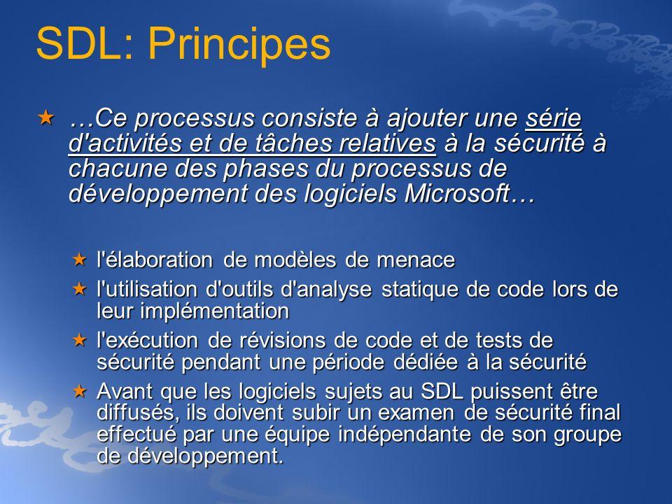 SDL: Principes