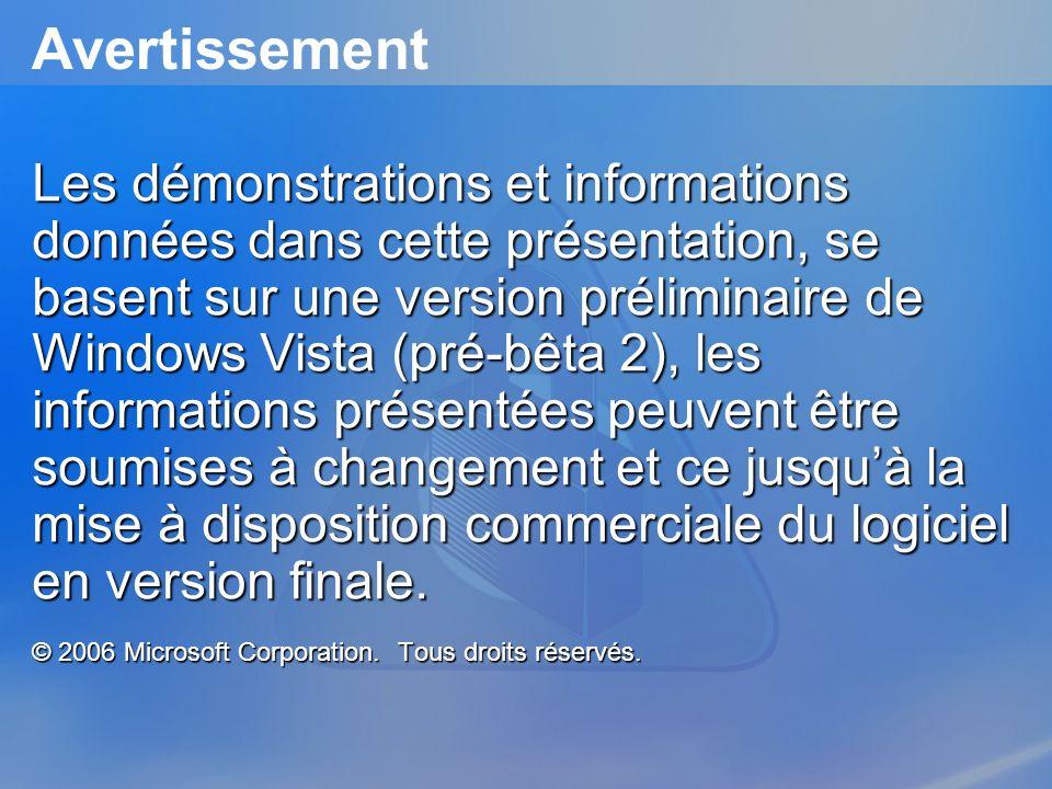3/26/2017 3:57 PM Avertissement.