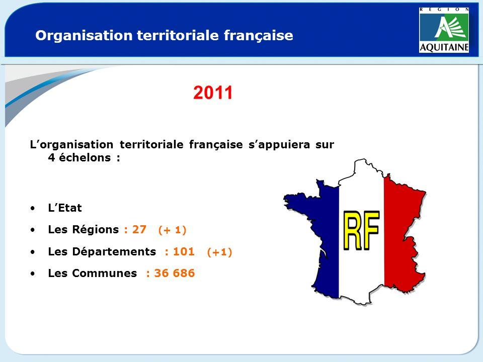 Organisation territoriale française