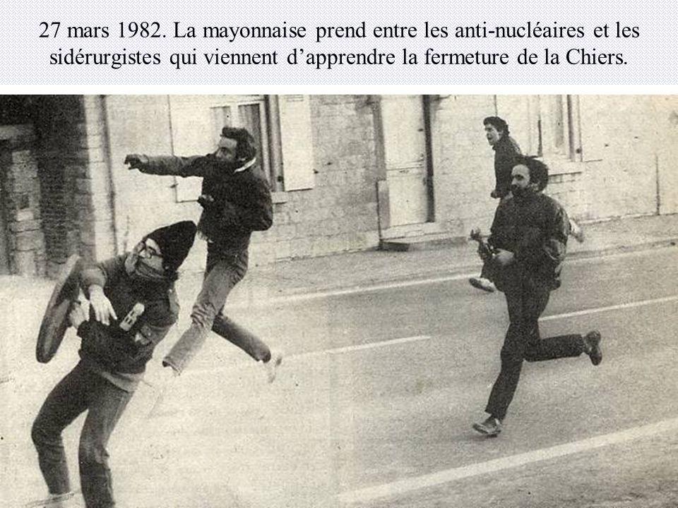 27 mars 1982.