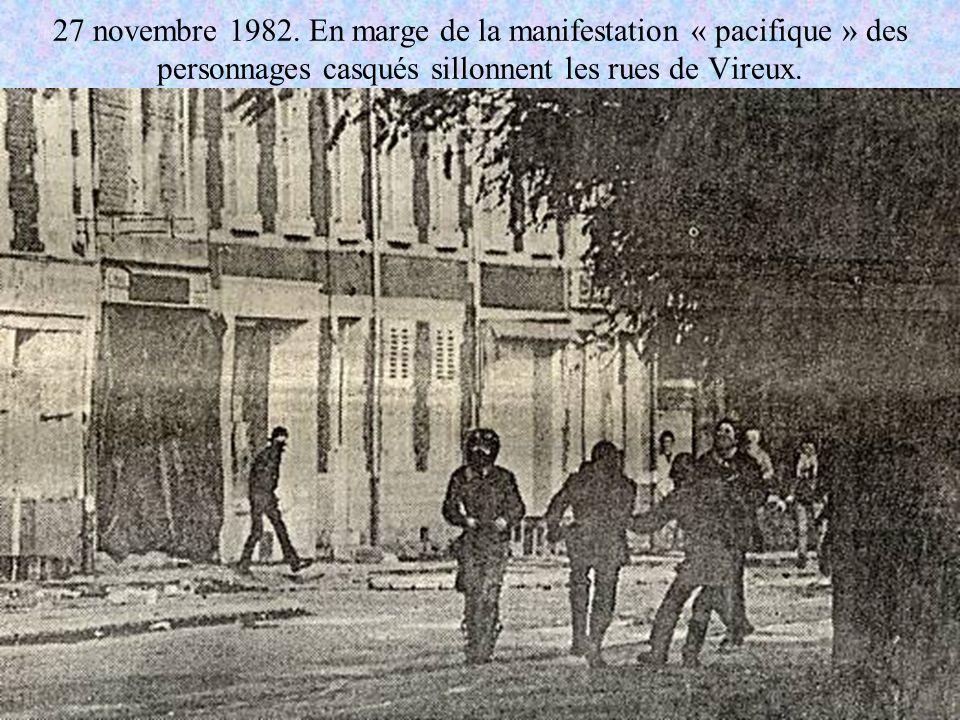 27 novembre 1982.