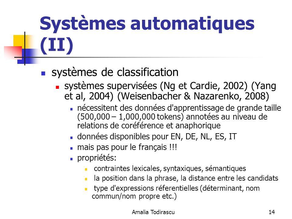 Systèmes automatiques (II)