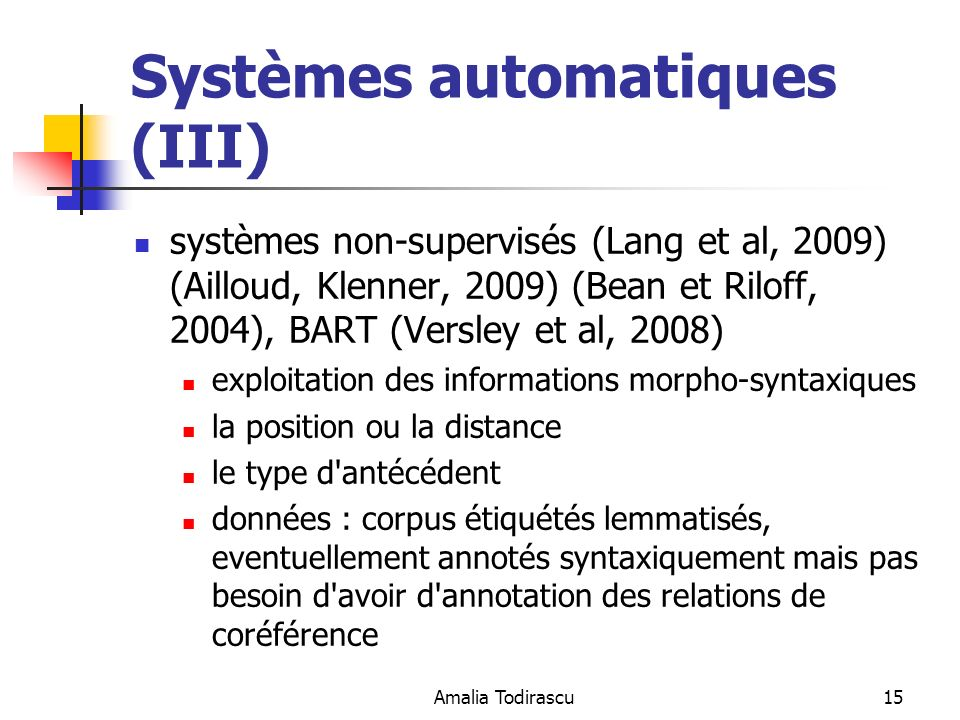 Systèmes automatiques (III)‏