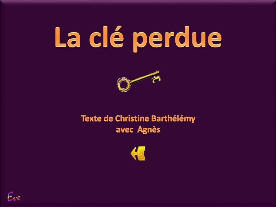 Texte de Christine Barthélémy