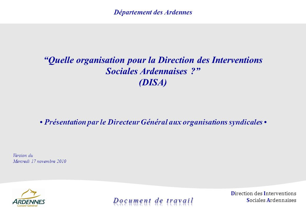 Département des Ardennes