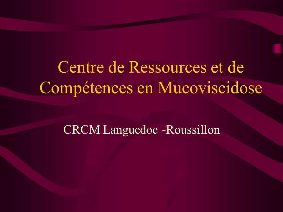 Centre de Ressources et de Compétences en Mucoviscidose