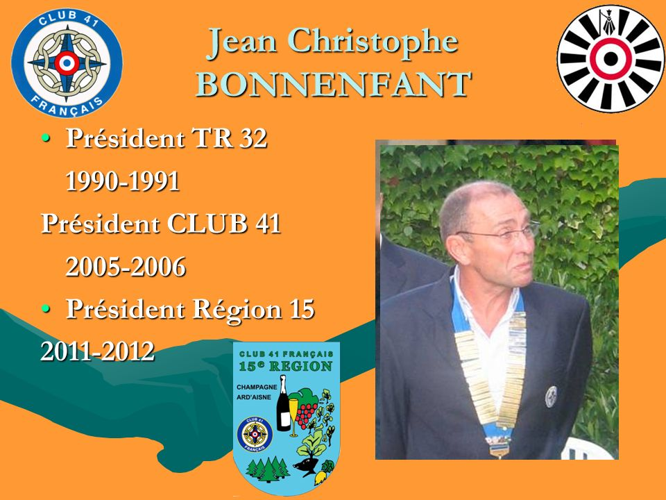 Jean Christophe BONNENFANT