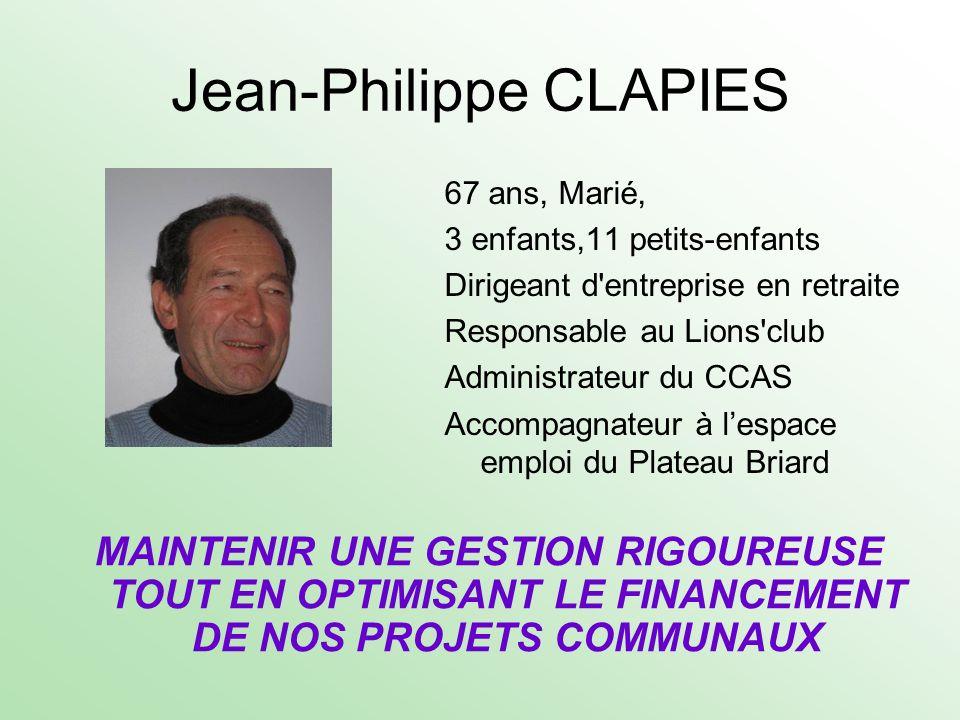 Jean-Philippe CLAPIES