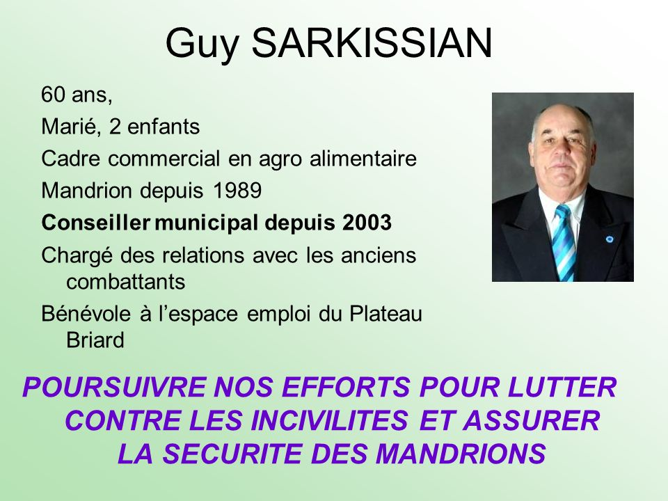 Guy SARKISSIAN
