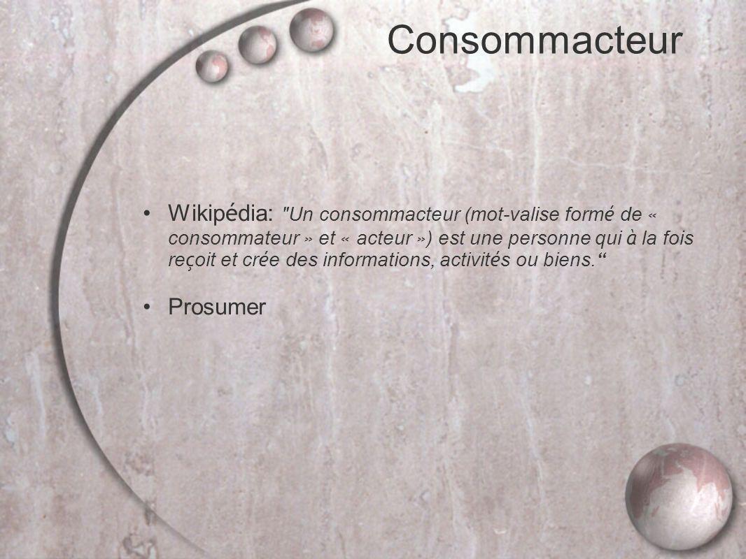 Consommacteur