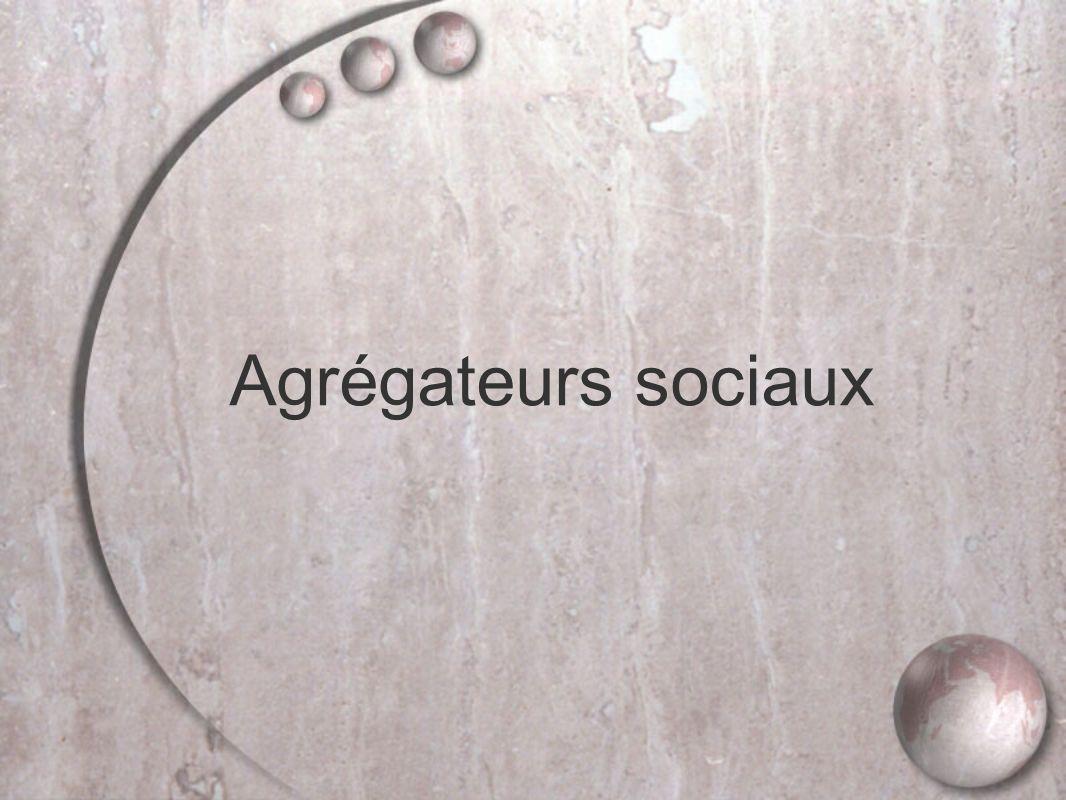 Agrégateurs sociaux