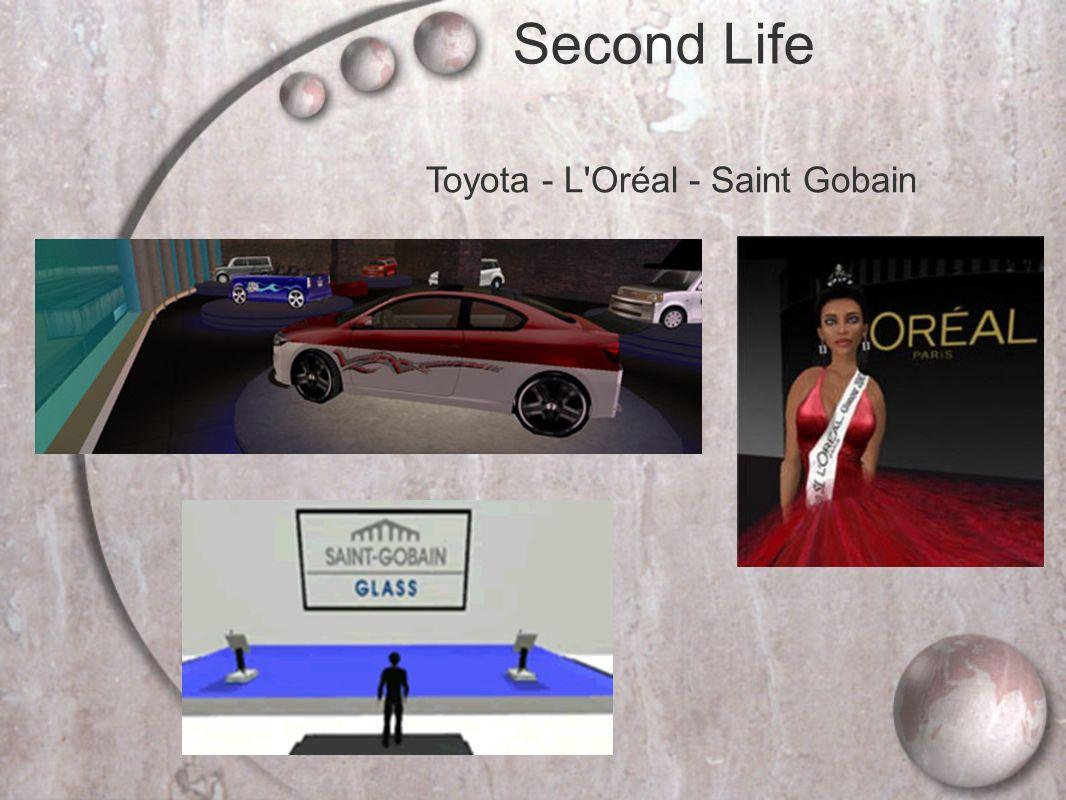 Toyota - L Oréal - Saint Gobain
