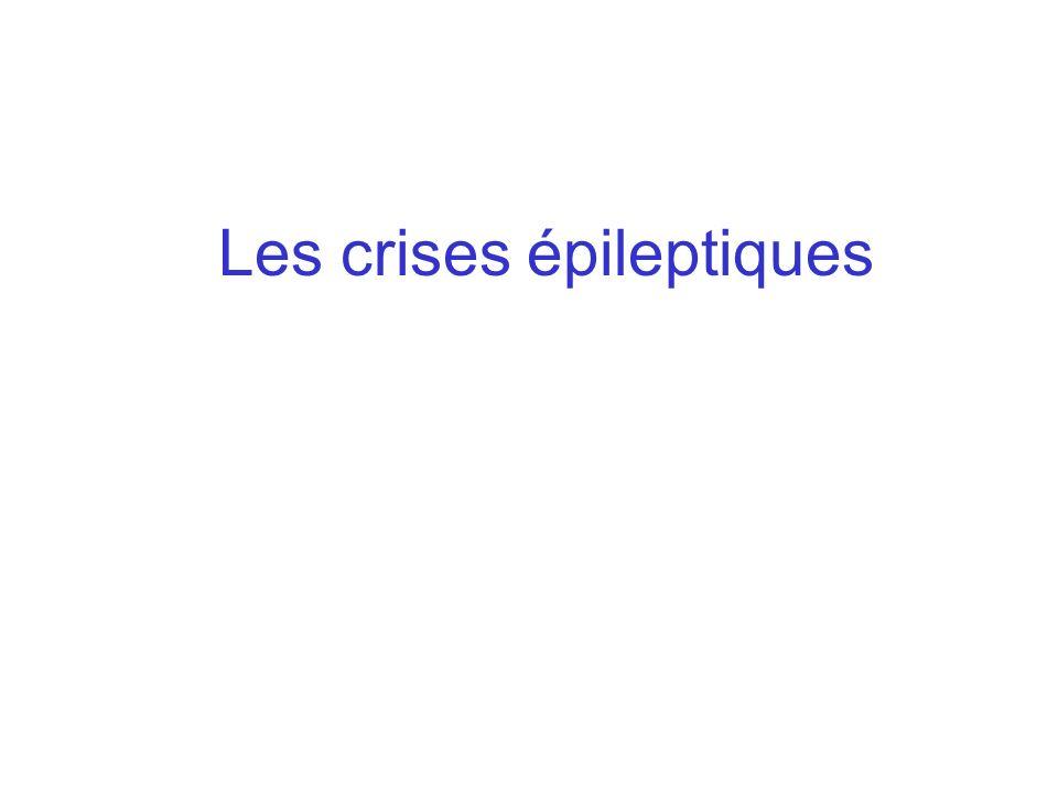 Les crises épileptiques