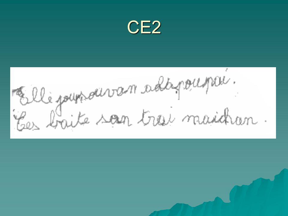 CE2 En lecture omissions, inversions, ajouts substitutions de sons,