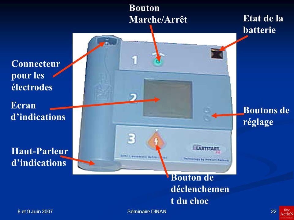 Connecteur pour les électrodes