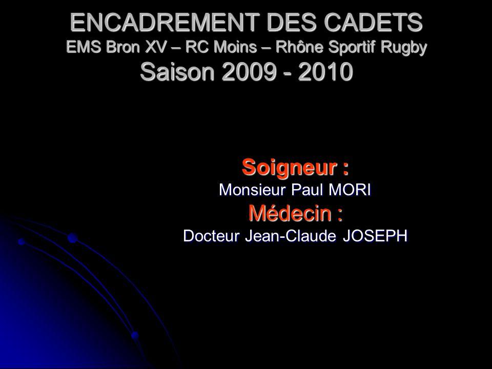 Docteur Jean-Claude JOSEPH