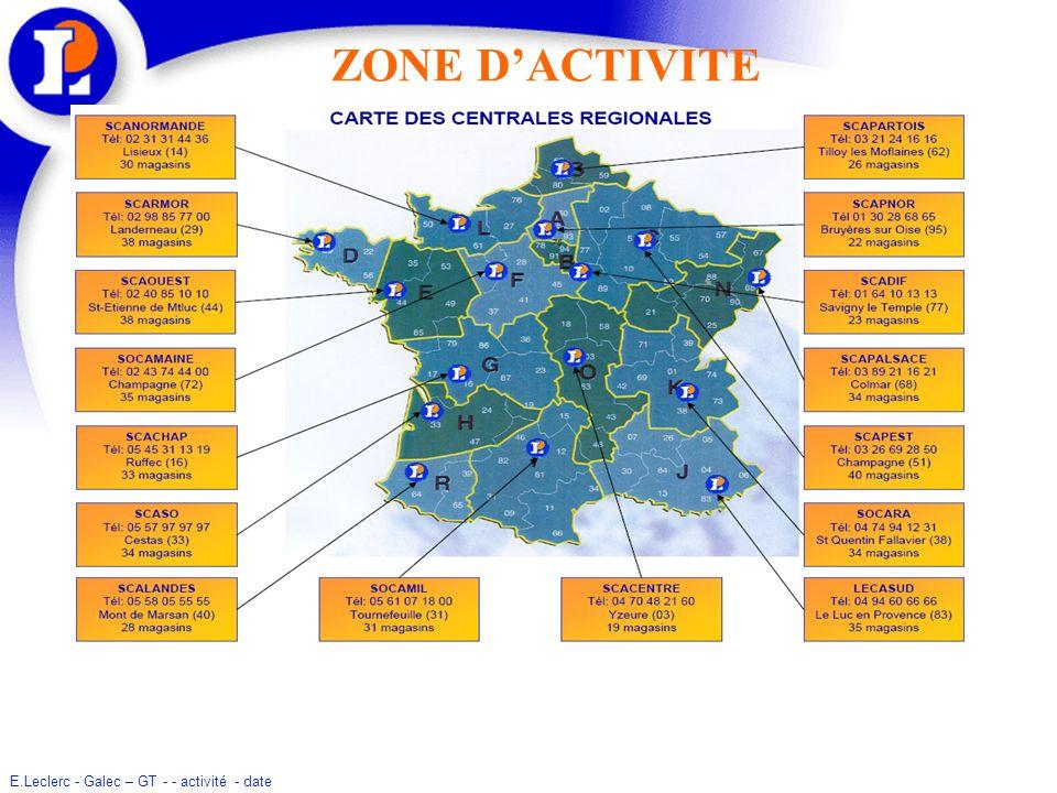 ZONE D'ACTIVITE SCAPARTOIS