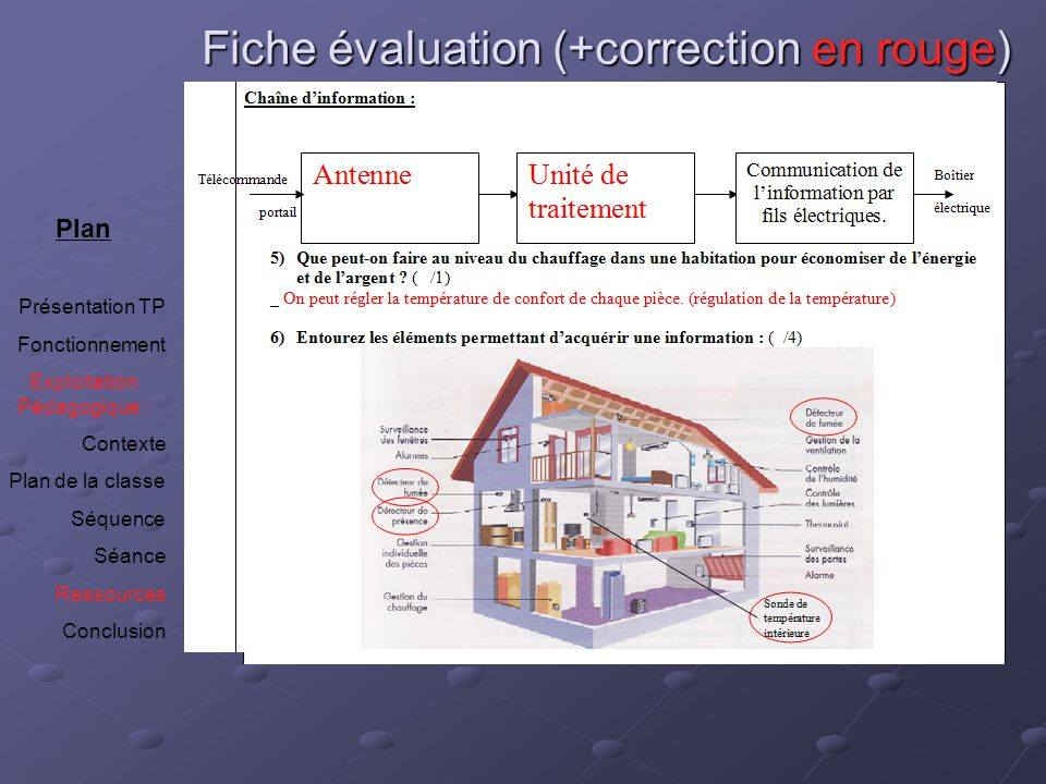 Fiche évaluation (+correction en rouge)