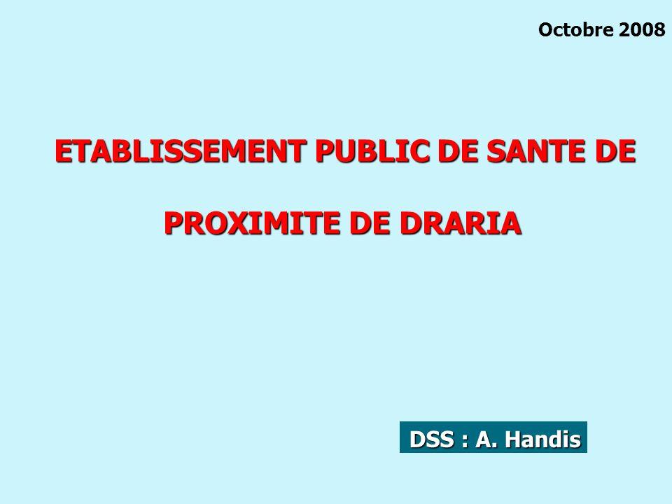 ETABLISSEMENT PUBLIC DE SANTE DE