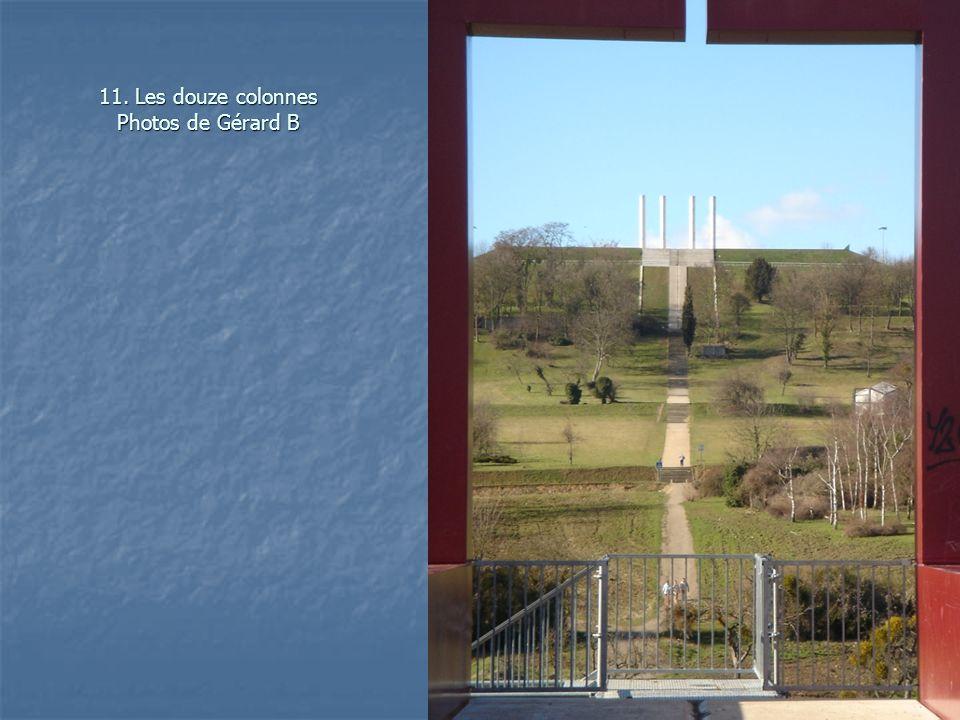 11. Les douze colonnes Photos de Gérard B