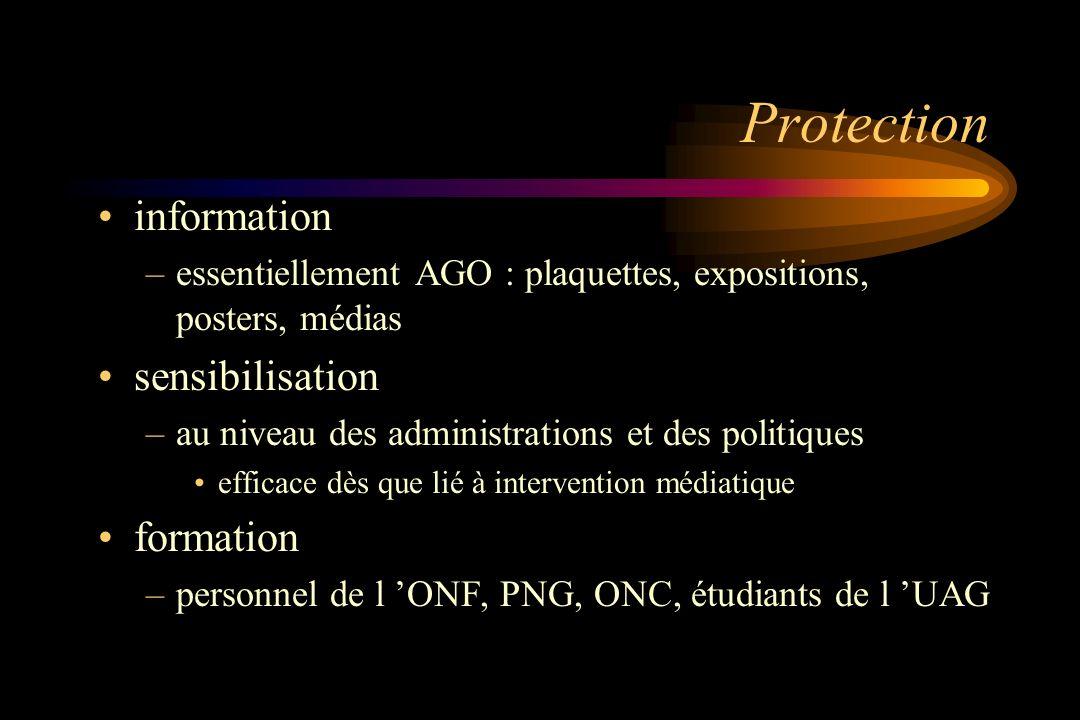 Protection information sensibilisation formation