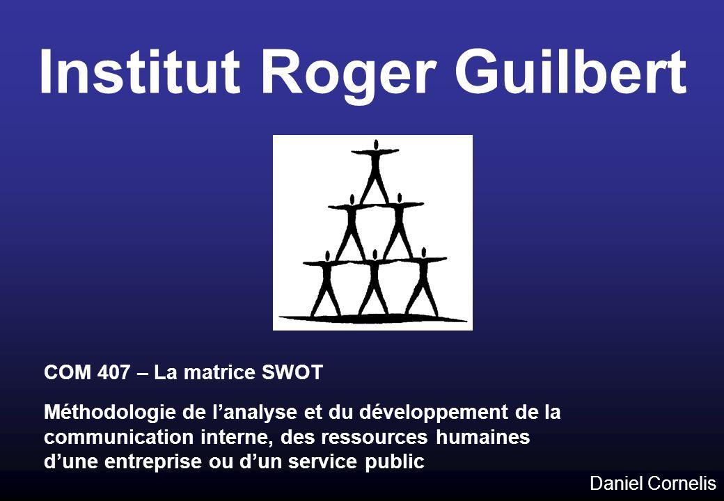 Institut Roger Guilbert