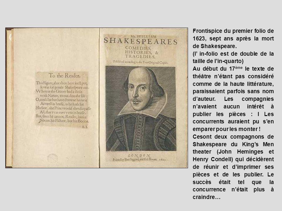 (l' in-folio est de double de la taille de l'in-quarto)