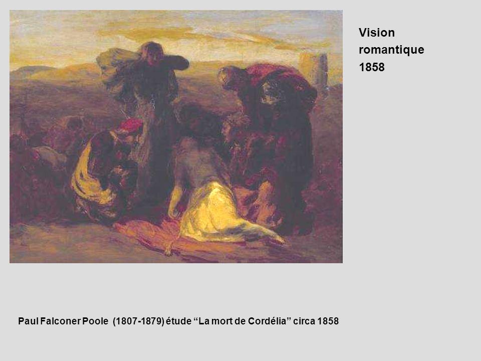 Vision romantique 1858.