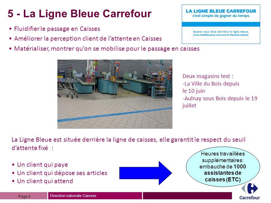 5 - La Ligne Bleue Carrefour