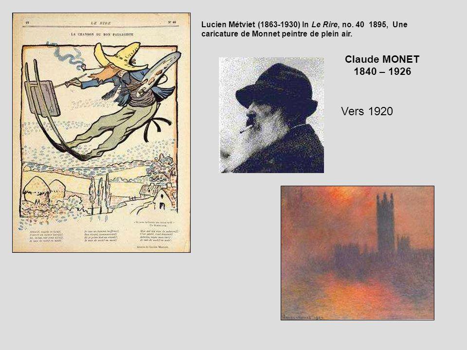 Lucien Métviet (1863-1930) In Le Rire, no