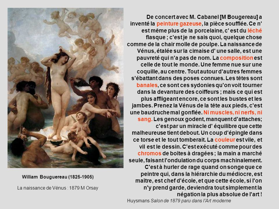 William Bouguereau (1825-1905)