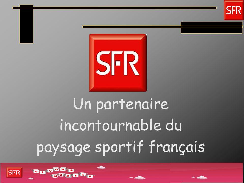 Un partenaire incontournable du paysage sportif français