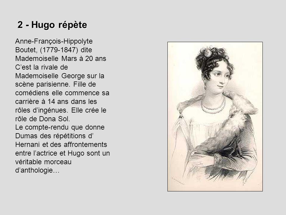 2 - Hugo répète