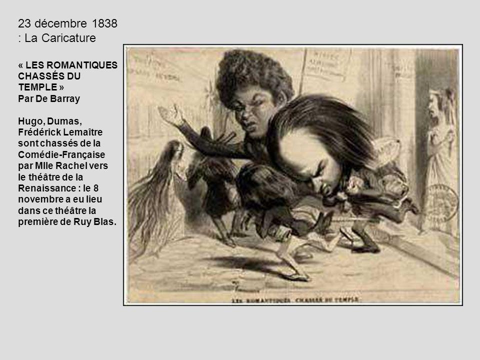 23 décembre 1838 : La Caricature