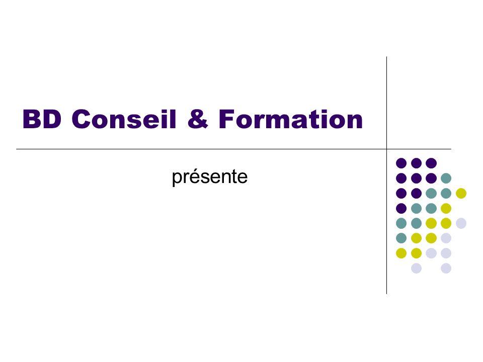 BD Conseil & Formation présente