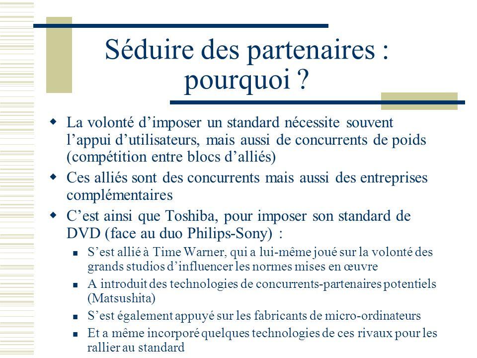 Séduire des partenaires : pourquoi