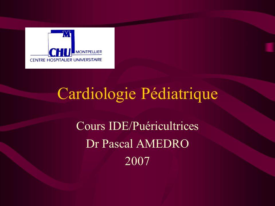 Cardiologie Pédiatrique