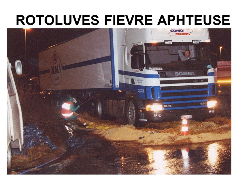 ROTOLUVES FIEVRE APHTEUSE