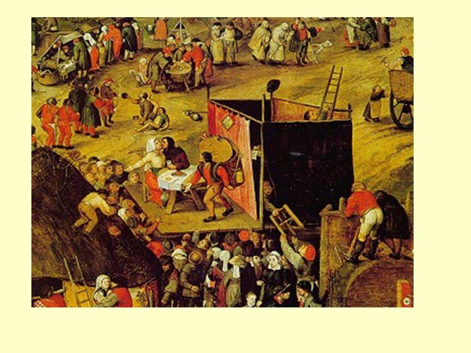 La Foire paysanne, par Pieter Balten, v. 1525-v