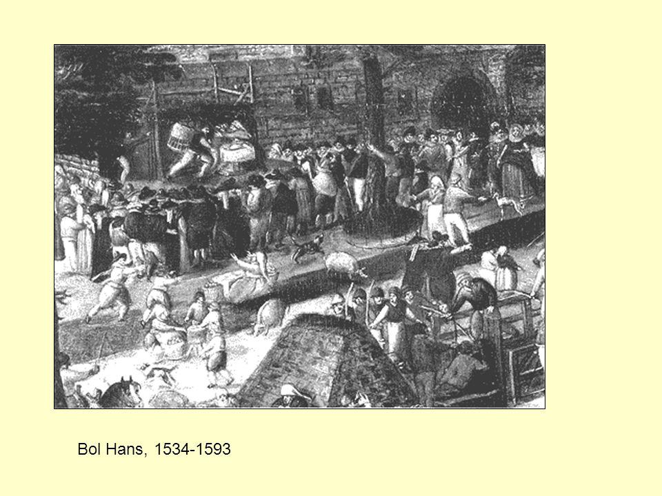 Hans Bol , Kermesse, Anvers Bol Hans, 1534-1593 Hans Bol , Kermesse,