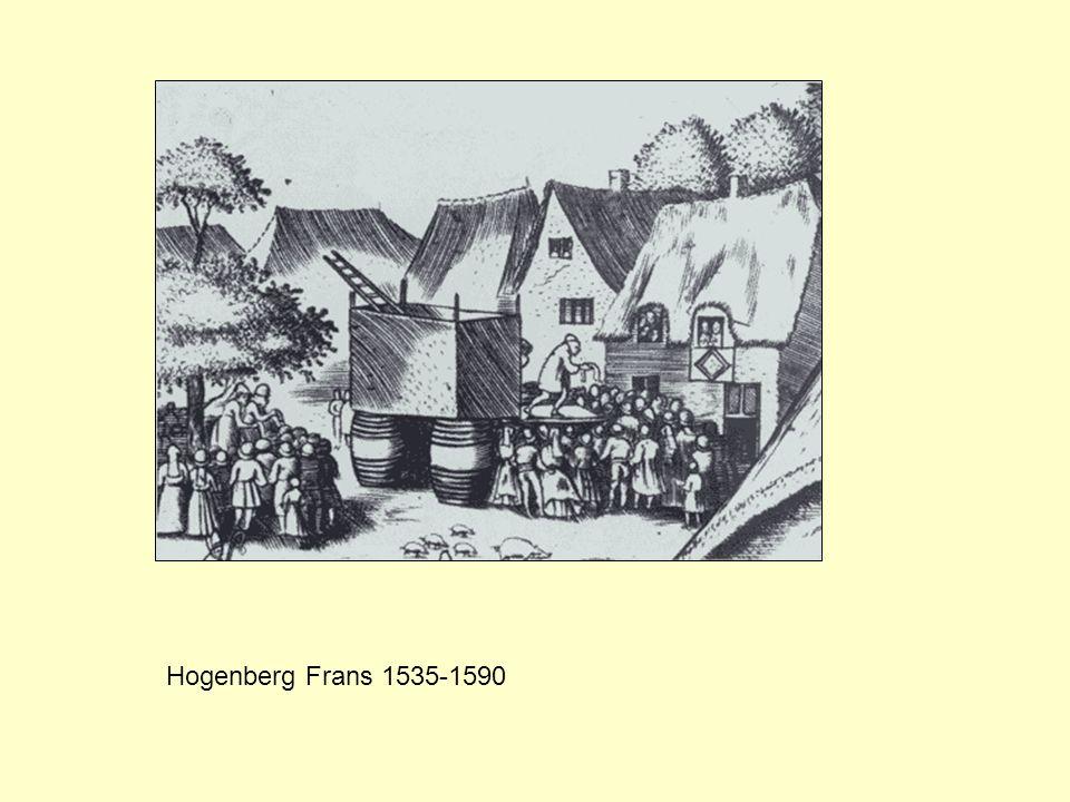 Frans Hogenberg d'après Pieter Bruegel Amsterdam