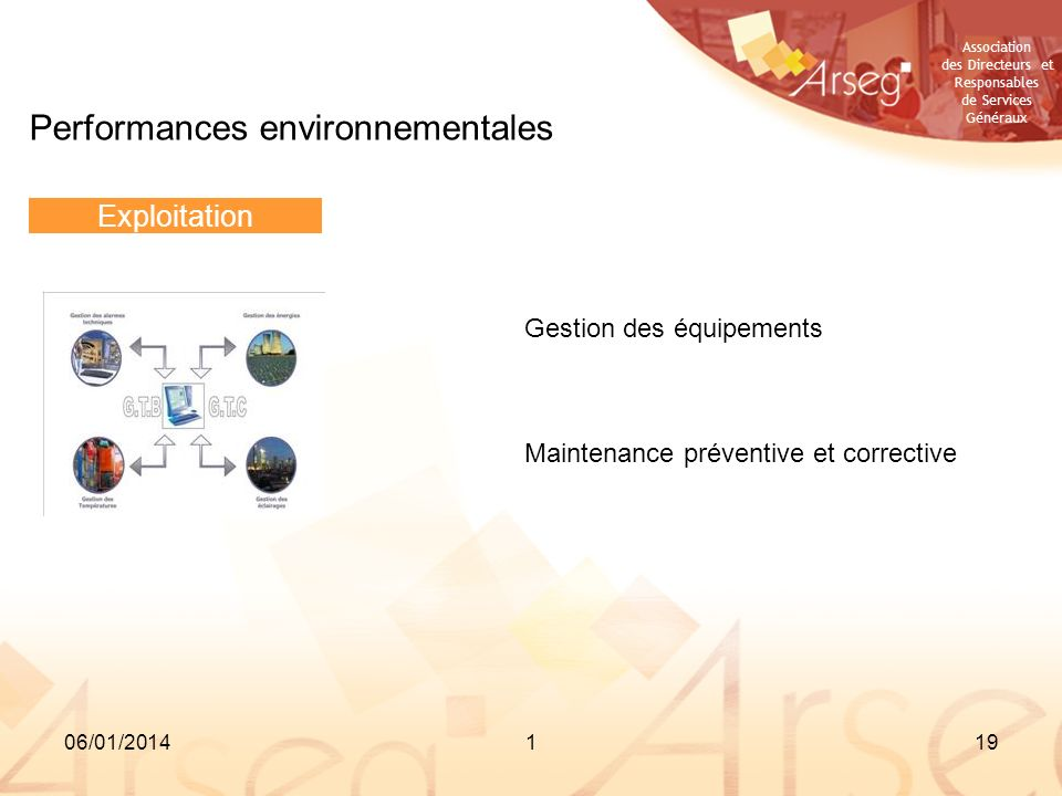 Performances environnementales