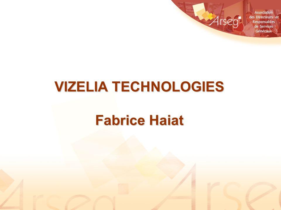 VIZELIA TECHNOLOGIES Fabrice Haiat