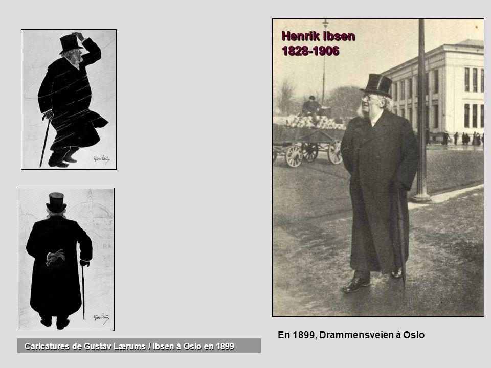 Henrik Ibsen 1828-1906 Henrik Ibsen 1828-1906 Henrik Ibsen 1828-1906