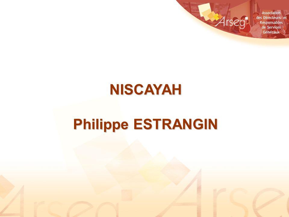 NISCAYAH Philippe ESTRANGIN