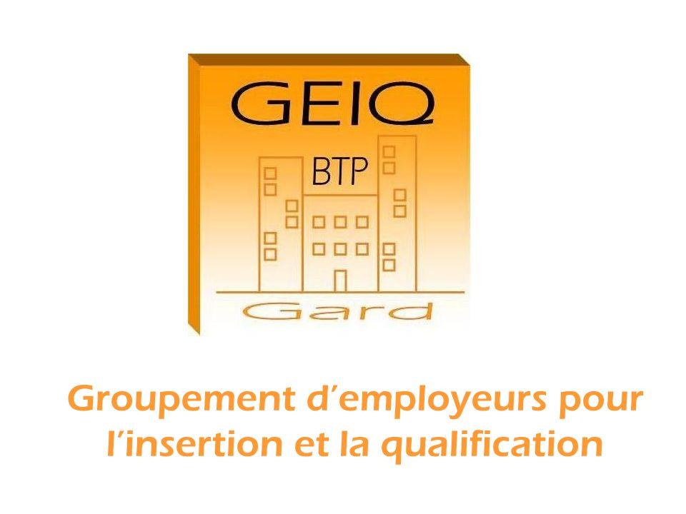 Groupement d'employeurs pour l'insertion et la qualification