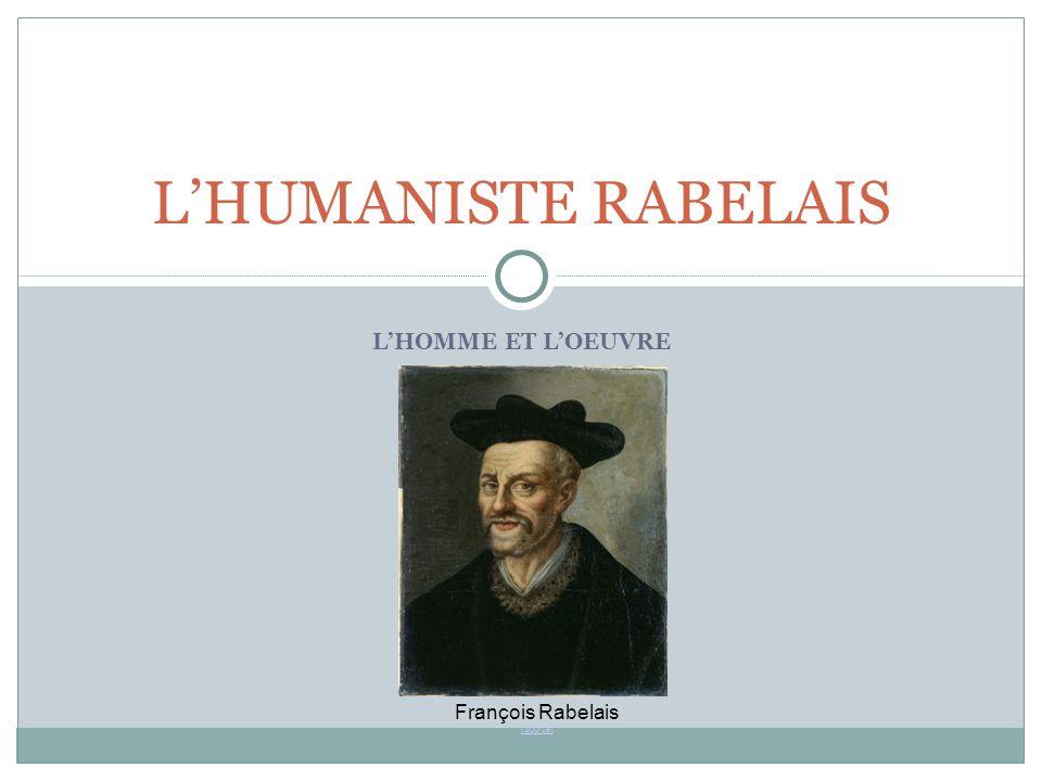 François Rabelais (Source)
