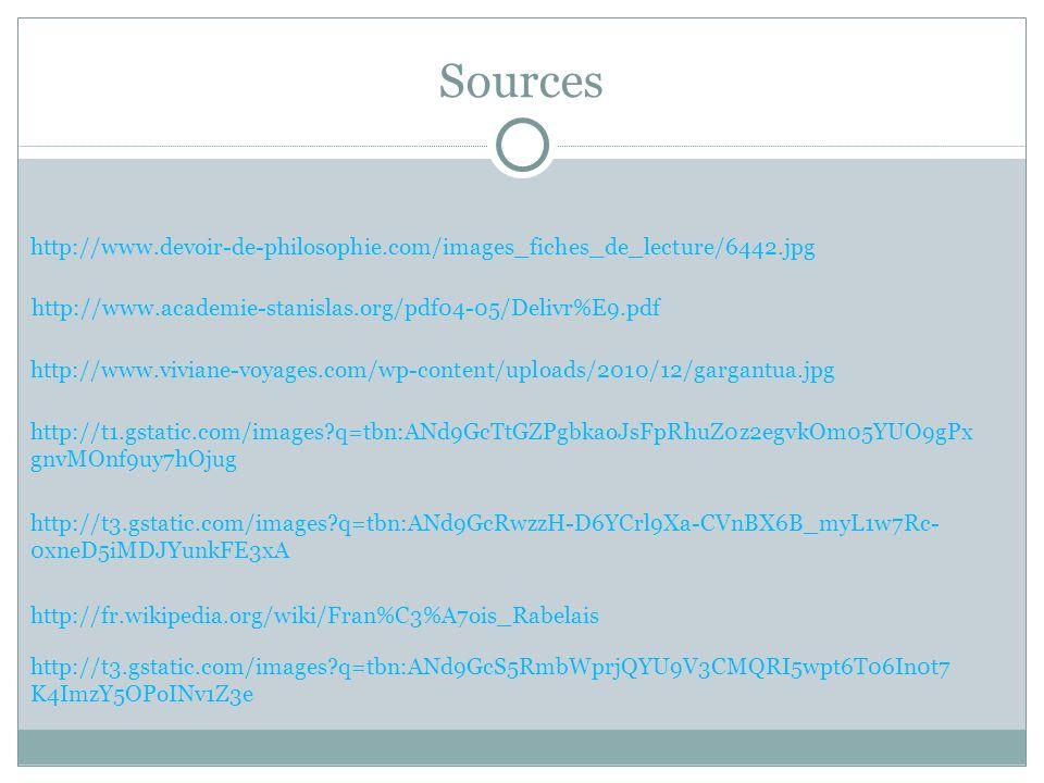 Sources http://www.devoir-de-philosophie.com/images_fiches_de_lecture/6442.jpg. http://www.academie-stanislas.org/pdf04-05/Delivr%E9.pdf.