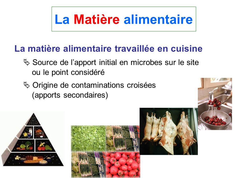 Gestion des facteurs de risque en cuisine la m thode des for Service veterinaire cuisine