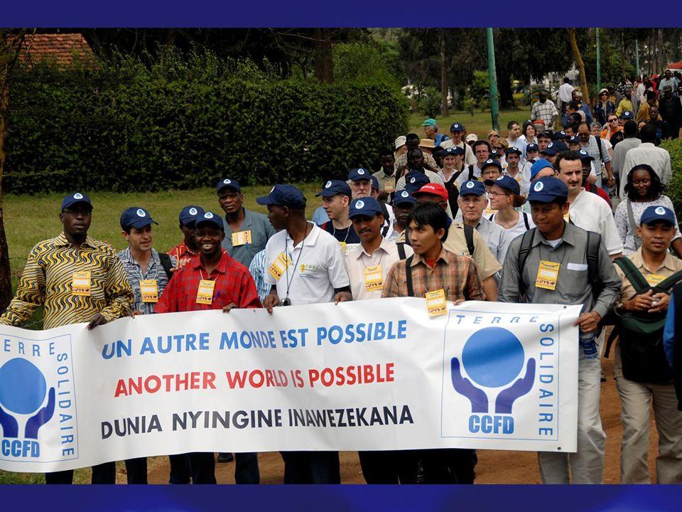 Miser sur le partenariat (insister sur le hors financier : rencontres inter-ONG au Sud, voyages d'immersion, venue annuelle de partenaires en France, …)